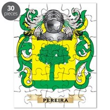 Pereira Coat of Arms (Family Crest) Puzzle