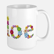 Chloe Bright Flowers Mugs