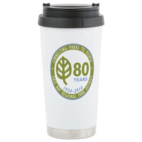 EBRPD 80 Stainless Steel Travel Mug