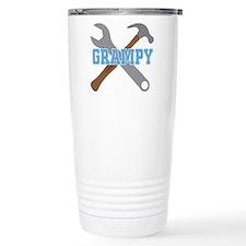 Grampy Handyman Travel Mug