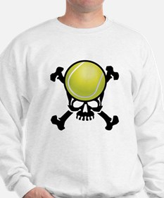 Tennis Skull Jumper