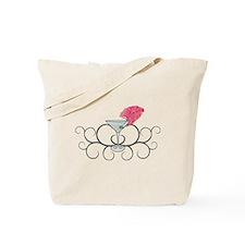 Ladies Night transparency Tote Bag