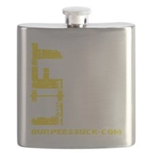 LIFT LIKE YOU MEAN IT Flask