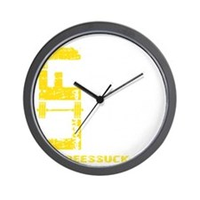 LIFT LIKE YOU MEAN IT Wall Clock