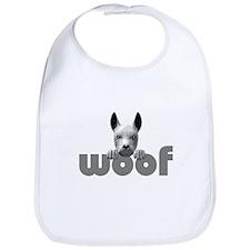 Dog Woof Bib