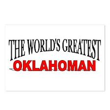 """The World's Greatest Oklahoman"" Postcards (Packag"