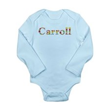 Carroll Bright Flowers Body Suit