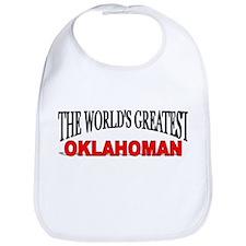 """The World's Greatest Oklahoman"" Bib"