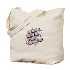 Life begins at the end of your comfort zone Tote B