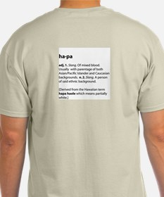 Definition of Hapa T-Shirt