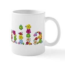 Camila Bright Flowers Mugs