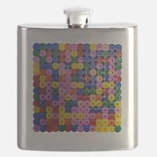 Hama Colour Block Flask