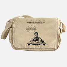 Writing Myth #1 Messenger Bag