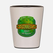 Custom O'Connells Alehouse Shot Glass
