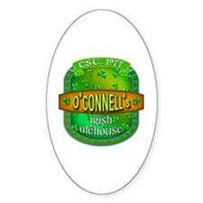 Custom O'Connells Alehouse Decal