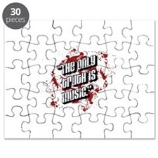The only truth is music Puzzle