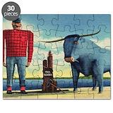 Paul bunyan Puzzles