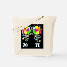 70TH SUPER STAR Tote Bag