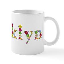 Brooklyn Bright Flowers Mugs