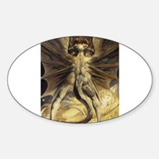 The Great Red Dragon William Blake Decal