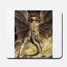 The Great Red Dragon William Blake Mousepad