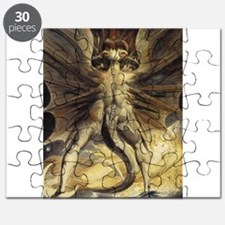 The Great Red Dragon William Blake Puzzle