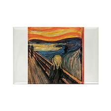 The Scream Edvard Munch Magnets