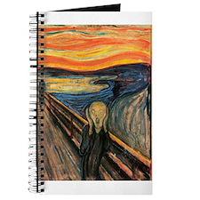 The Scream Edvard Munch Journal