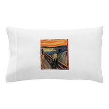 The Scream Edvard Munch Pillow Case