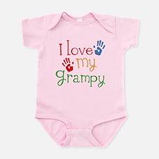 I Love Grampy Infant Bodysuit