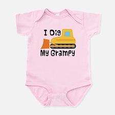 I Dig Grampy Infant Bodysuit