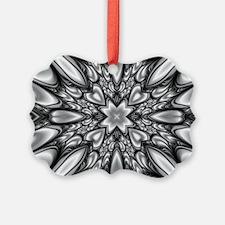 Melting Pattern Ornament