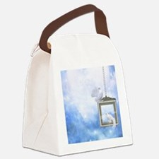 Peace Dove 2 Canvas Lunch Bag
