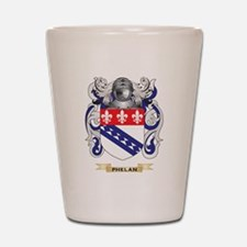 Phelan Coat of Arms (Family Crest) Shot Glass
