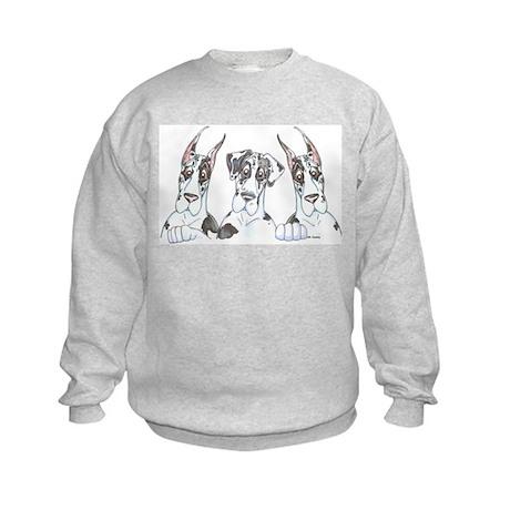 CNCH Lookover Kids Sweatshirt