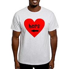 Hers Men's T-Shirt