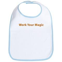 Work Your Magic Bib