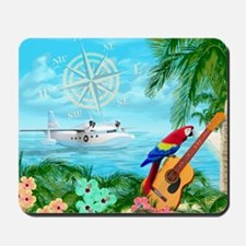 Tropical Travels Mousepad