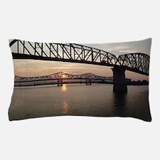 Louisville Bridges Pillow Case