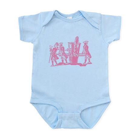 Wig Ride Infant Bodysuit