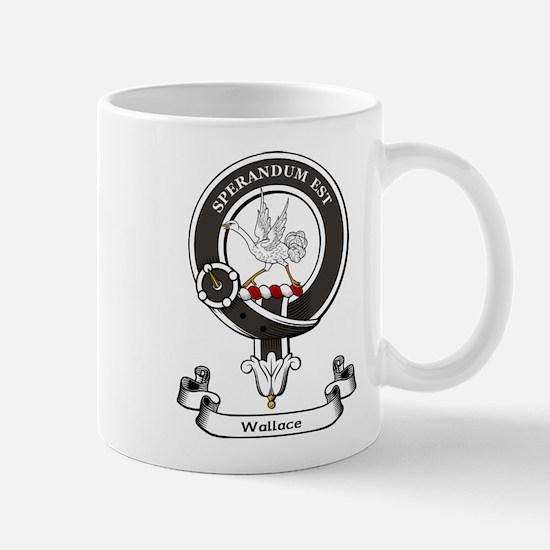 Badge-Wallace [Ingleston] Mug