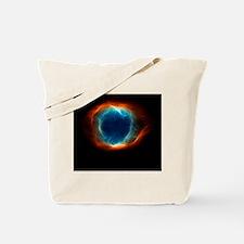 Helix Crab Nebula Cloud Tote Bag