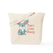 Nans Little Bunny Tote Bag