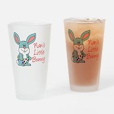 Nans Little Bunny Drinking Glass