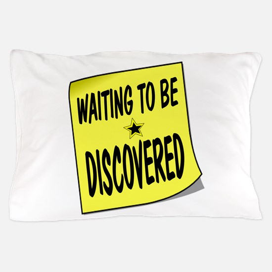 DISCOVERED Pillow Case