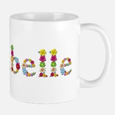 Annabelle Bright Flowers Mugs