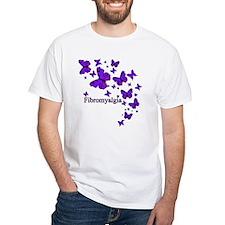 FIBROMYALGIA EYE BUTTERFLIES T-Shirt