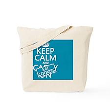 sm-square Tote Bag