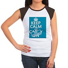 sm-square Women's Cap Sleeve T-Shirt