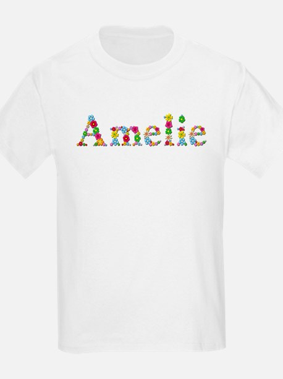Amelie Bright Flowers T-Shirt